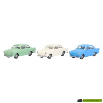 1440 Roco set auto's