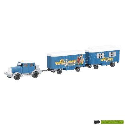 85330 Wiking Hanomag vrachtwagen