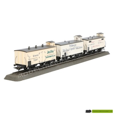 "48922 Märklin wagen-set ""Vleestransport"""