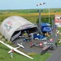 1408 Busch Vliegtuig hangar