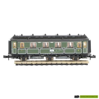 51 3161 00 Minitrix sneltreinwagen in bayerische bouwstijl