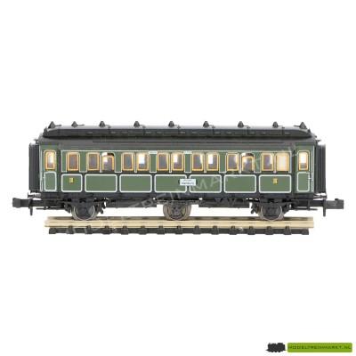 51 3160 00 Minitrix sneltreinwagen in bayerische bouwstijl