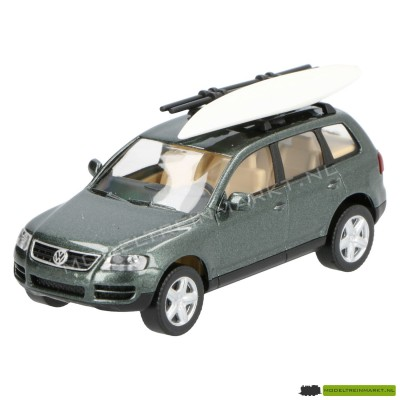 060 02 29 Wiking VW Touareg met surfplank