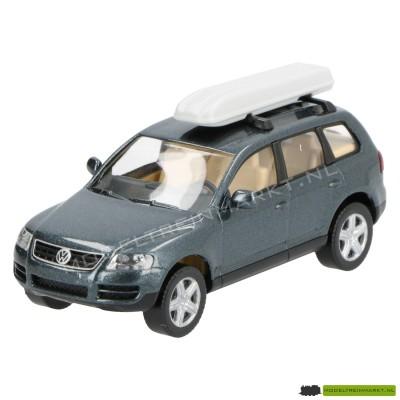 060 03 29 Wiking VW Touareg met dakkoffer