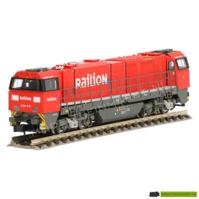 T513 Mehano Vossloh G2000 Diessellocomotief Railion