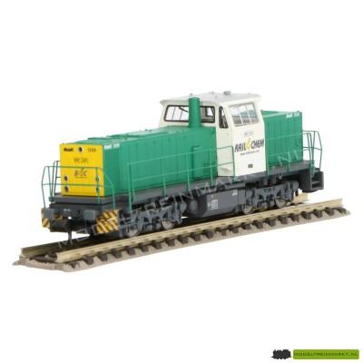 12572 Minitrix MaK G 1206 Rail4Chem