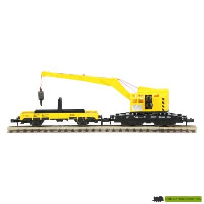 13682 Minitrix Kraanwagen DB