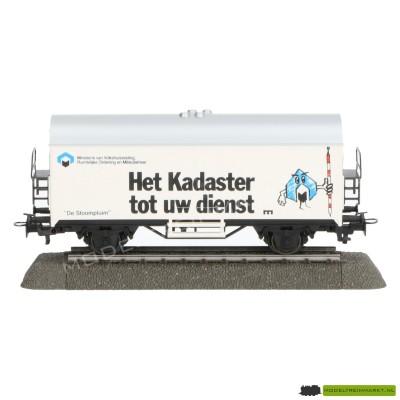 """4415 Märklin NS Koelwagen """"Het Kadaster tot uw dienst"""""""