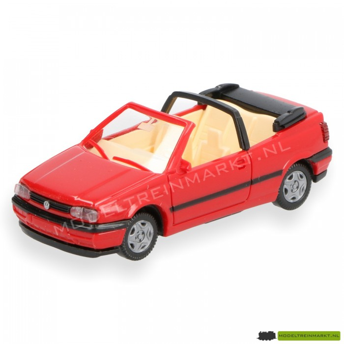 053 02 22 Wiking VW Golf Cabriolet