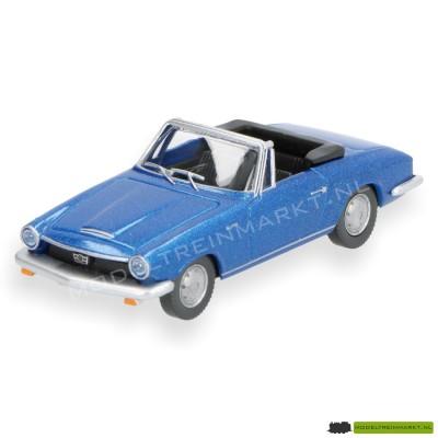 0186 49 Wiking Glas 1700 GT Cabrio