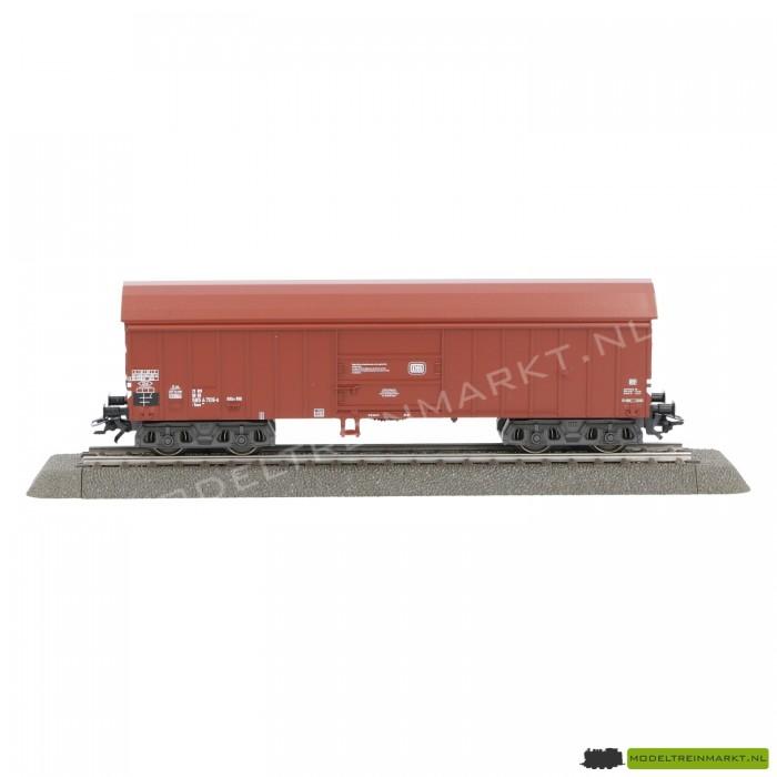 00751-03 Märklin Zwenkdakwagen DB