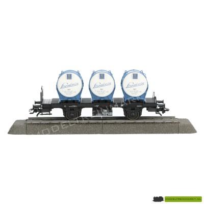 00751-20 Märklin Behältertragwagen DB