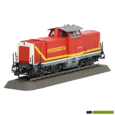 Märklin V100 / Feuerwehr Diesellocomotief uit set 29756