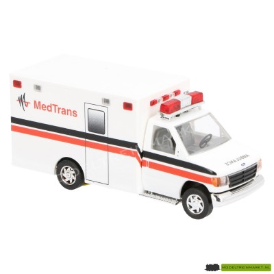 H0 5622 Ambulance met knipperende lichten