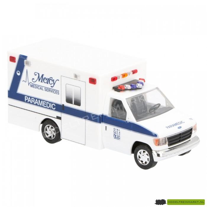 41812 Ford E-350 Ambulance
