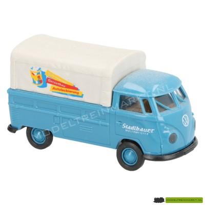 0989 Brekina VW bus Stadtbauer