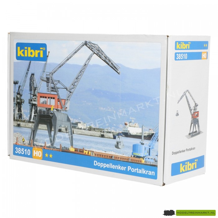 Kibri H0 38510 Doppellenker Portalkran NEU//OVP