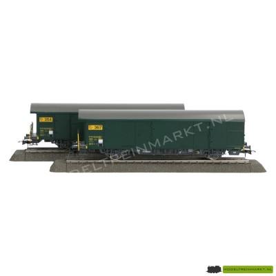 67181 Roco Postwagens set van 2