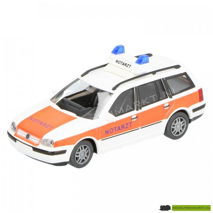 071 06 32 Wiking Notarzt - VW Golf Variant