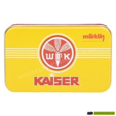 "80017 Märklin Z Museumwagen 2006 ""Kaiser Brauerei"""