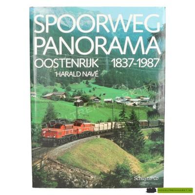 Spoorweg Panorama Oostenrijk - Harald Navé