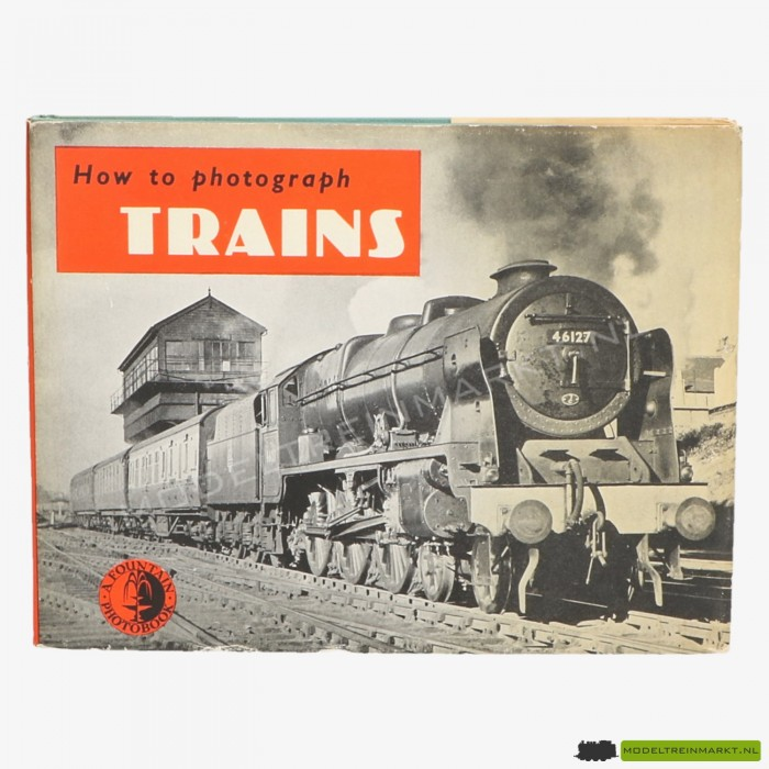 How to photograph trains