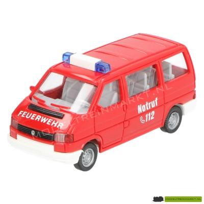 601 00 18 Wiking Feuerwehr VW Caravelle