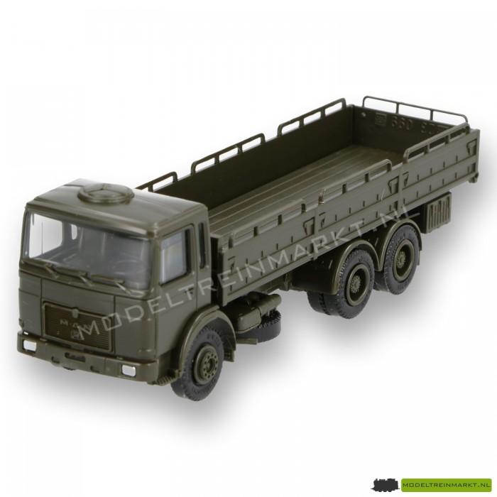 2533 534 Maag MAN Militaire vrachtwagen