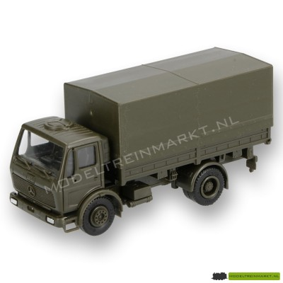 2533 535 Maag Mercedes Militaire vrachtwagen
