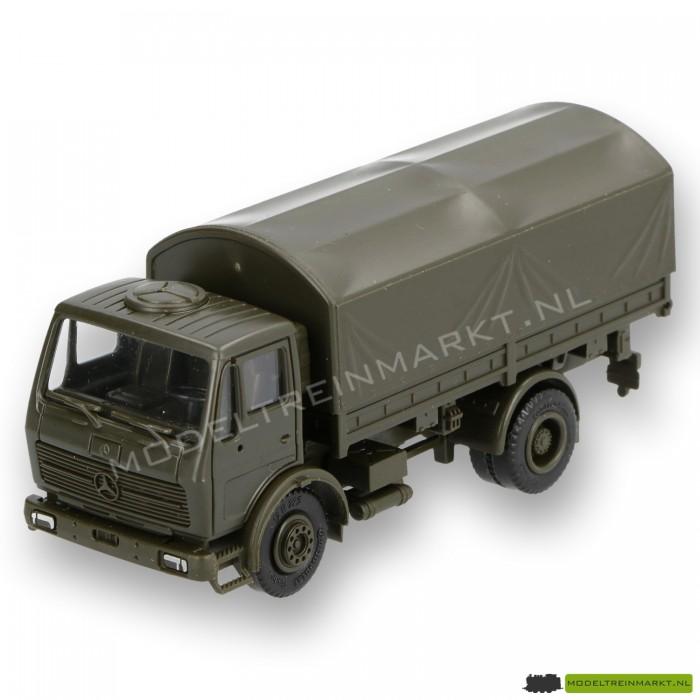 2533 537 Maag Mercedes Militaire vrachtwagen