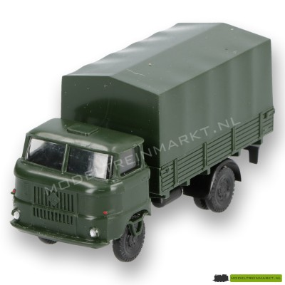 1057 Mini Car Militaire LKW W50