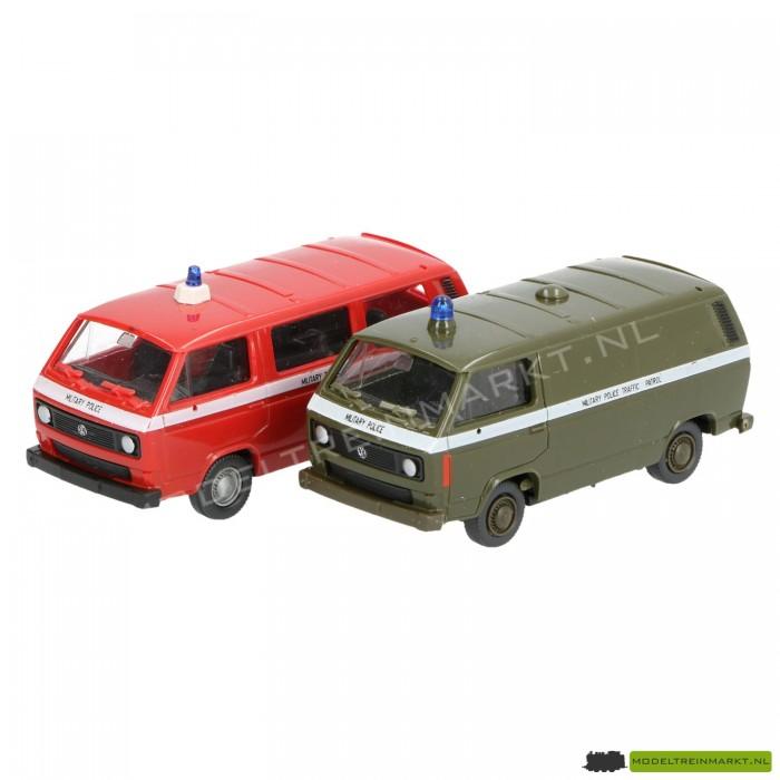 814 Roco Minitanks Militaire Politie