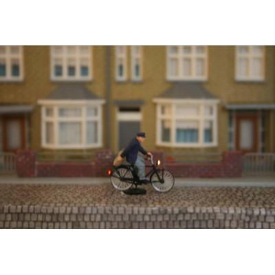 Fiets met licht Bicyc-led HO