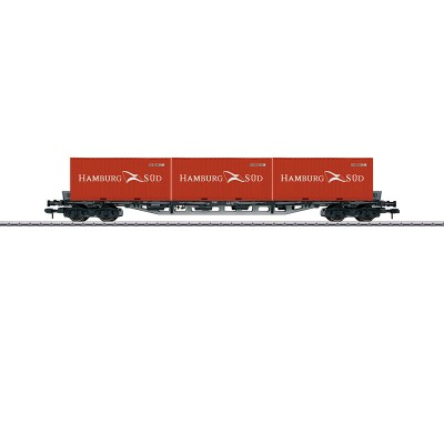 58709 Märklin Multifunctionele Containerwagen Sgjs 716