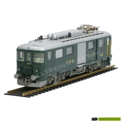 63537 Roco Elektrische locomotief 4/4 SSB Bagagemoterijtuig Digitaal