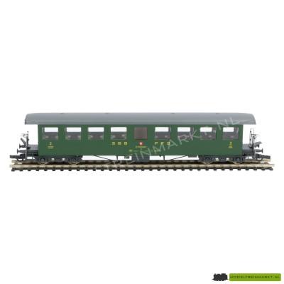 44731 Roco Seetalbahn 2e klas SBB personenrijtuig