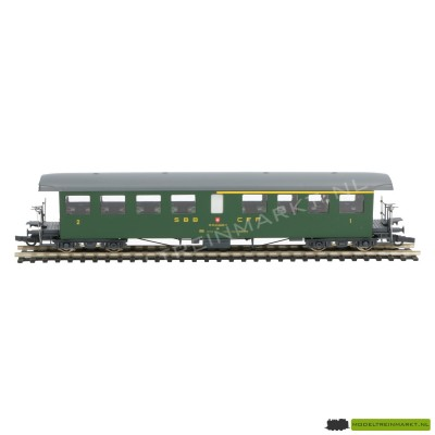 44730 Roco Seetalbahn 1e/2e klas SBB personenrijtuig