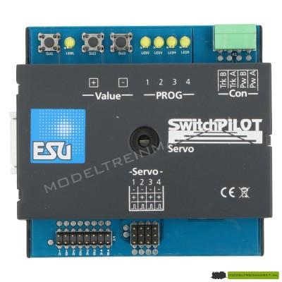 51802 ESU SwitchPilot 4x Servo aandrijving