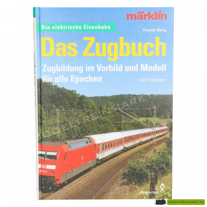 07466 Märklin Das Zugbuch