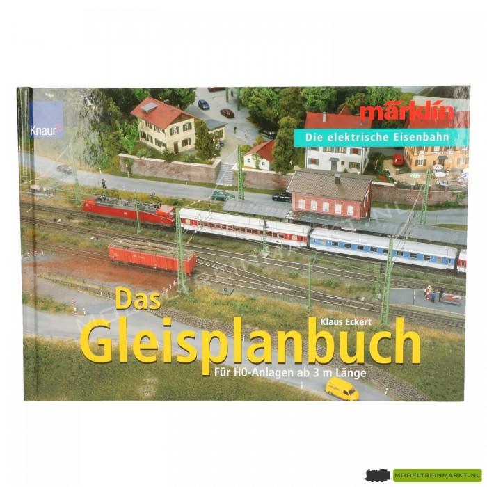 07459 Knaur Das Märklin-Gleisplanbuch