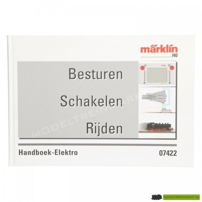 07422 Märklin Handboek Elektro