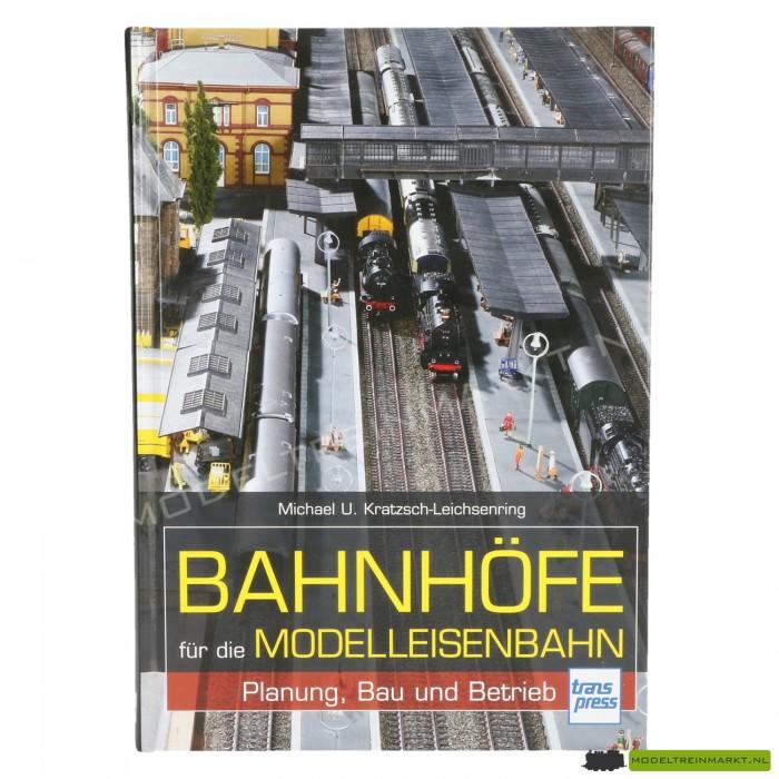 Bahnhöfe für die Modeleisenbahn