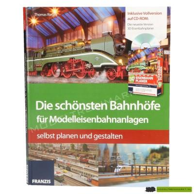 Die schönsten Bahnhöfe für die Modeleisenbahnanlagen