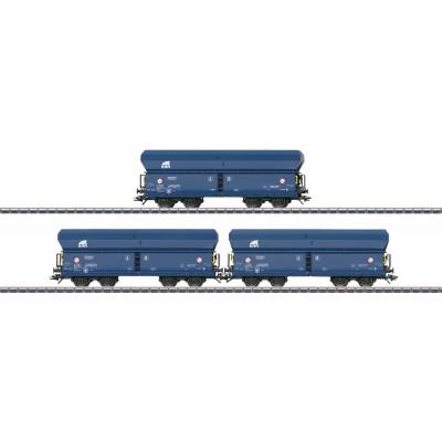 46266 Märklin Set van 3 Falns zelflosser ERR
