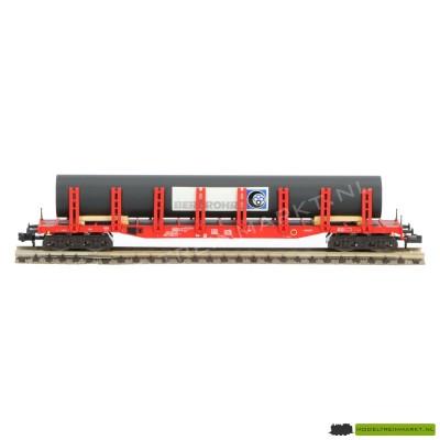 """15265-17 Trix Rungenwagen met """"Bergrohr"""" buis"""