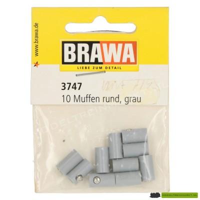 3747 Brawa Moffen grijs