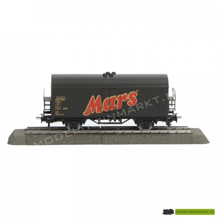 4415. Marklin NS Gesloten goederen wagon MARS
