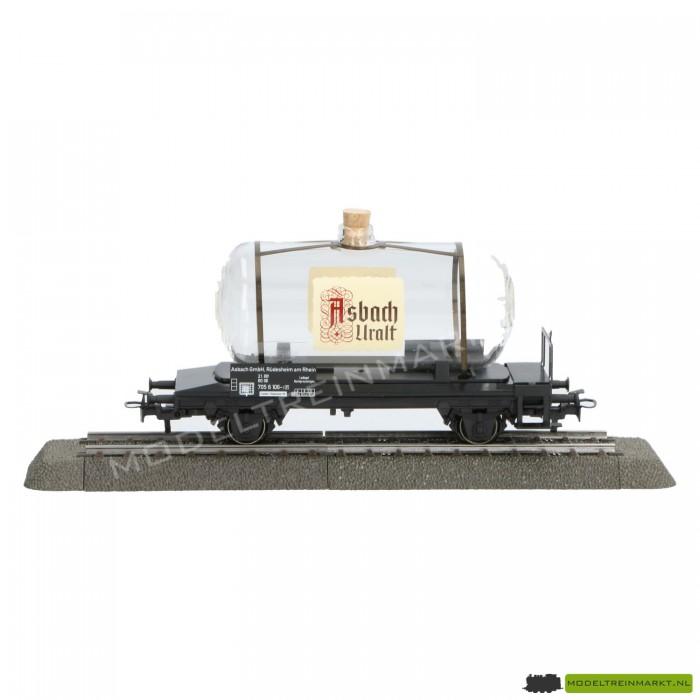 44523 Märklin Glasketelwagen 'Asbach Uralt'