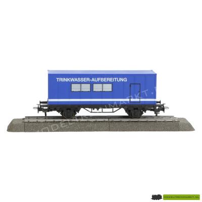 """00758-04 Märklin Goederenwagon """"Trinkwasser-Aufbereitung"""" Technische Hilfe"""