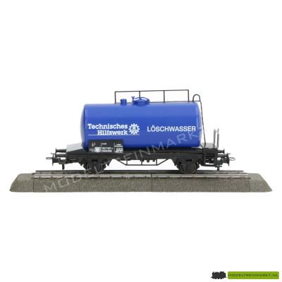 "00758-22 Märklin Tankwagon ""Löschwasser"" Technische Hilfe"